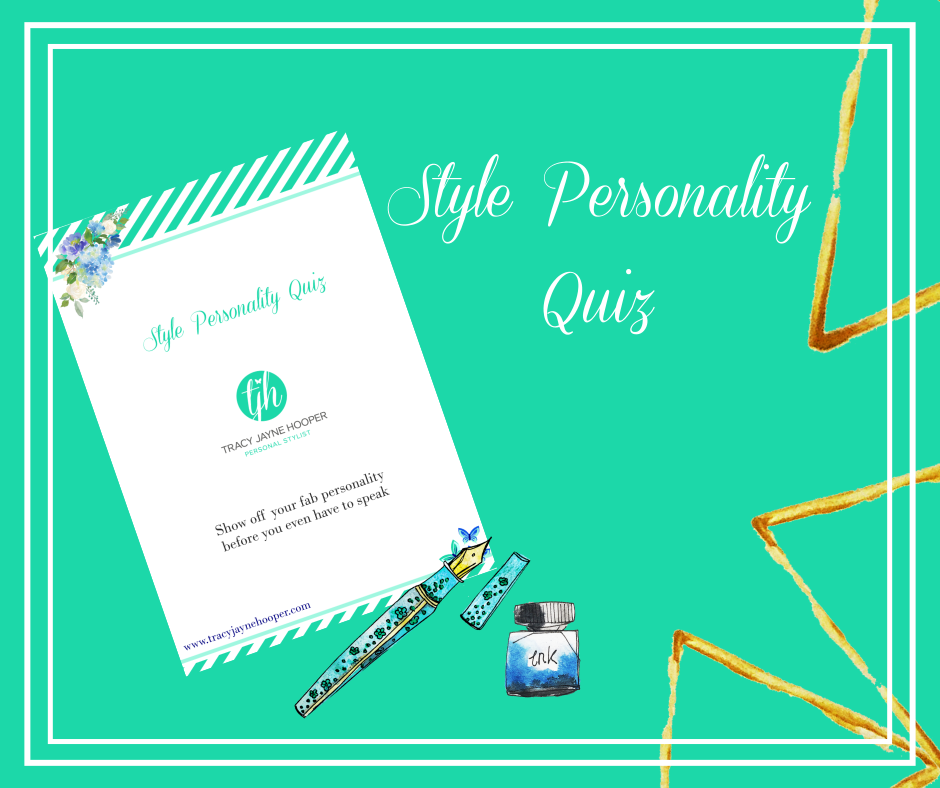 Style Personality Quiz - Tracy Jayne Hooper Personal Stylist
