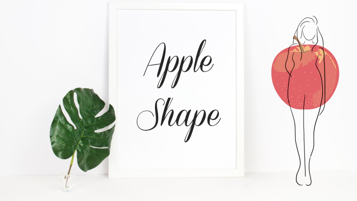 How To Dress An Apple Shape